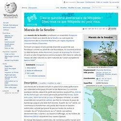 Marais de la Seudre