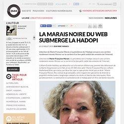 La Marais noire du web submerge la Hadopi