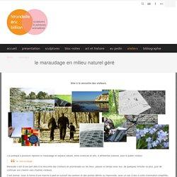 le maraudage en milieu naturel géré - Éric BillionÉric Billion