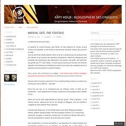 ARPY HOUR : BLOGOSPHÈRE DES CINÉASTES