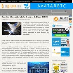 Maravillas del mercado: la bolsa de valores de Bitcoin (GLBSE)