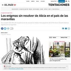 Los enigmas sin resolver de Alicia en el país de las maravillas