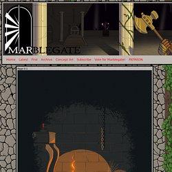 Marblegate - Page 0-1