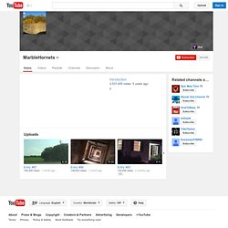 MarbleHornets's Channel