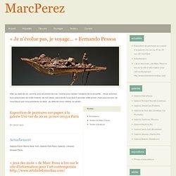 Marc Perez - Peintre et sculpteur