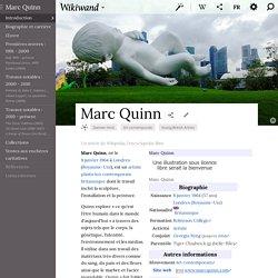Marc Quinn - Wikiwand