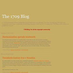 The 1709 Blog: March 2010
