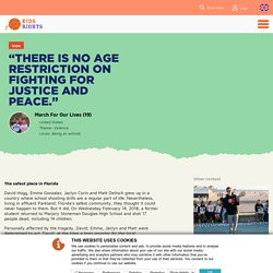 March For Our Lives - KidsRights