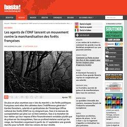 Les agents de l'ONF lancent un mouvement contre la marchandisation des forêts françaises