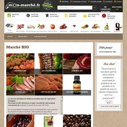 Marché BIO - Vos Courses en ligne - le 1er marché frais en ligne® en direct de Rungis - Rungis vous livre en 1 clic®