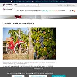 Le vin bio, un marché en croissance - Avenue des Vins