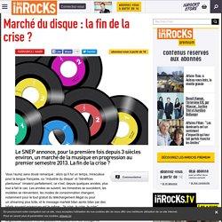 Marché du disque : la fin de la crise ?
