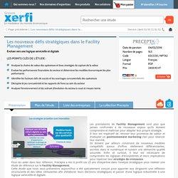 Etude de marché facility management Xerfi