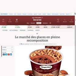 Le marché des glaces en pleine recomposition