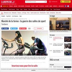 Marché de la forme : la guerre des salles de sport - 24/01/2016 - ladepeche.fr