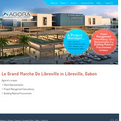 Le Grand Marche De Libreville in Libreville, Gabon