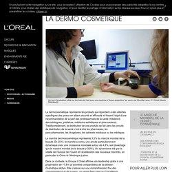 Le marché mondial de la dermo cosmétique - Beauty In Cosmétique Active