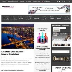 Marché du luxe aux Etats-Unis : nouveau leader mondial