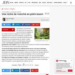 Une niche de marché en plein boom : La poussée du jardinage urbain