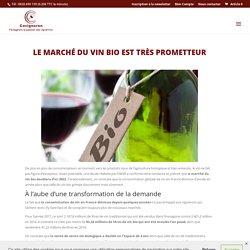 Le marché du vin bio est très prometteur - Covigneron