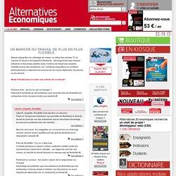 Un marché du travail de plus en plus flexible n°012 Avril 2013