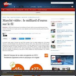 Marché vidéo : le milliard d'euros sur le fil - ZDNet