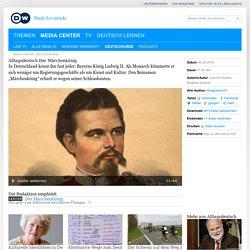 Online deutsch lernen mit Videos und Audios der DW