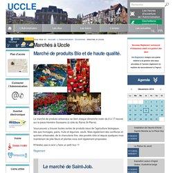 Marchés à Uccle — Commune d'Uccle
