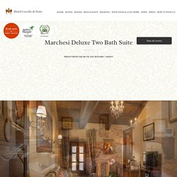 Marchesi Deluxe Two Bath Suite