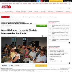 Marcillé-Raoul. La motte féodale intéresse les habitants