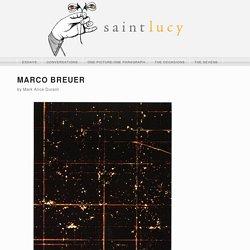 Marco Breuer : Saint Lucy