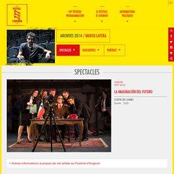 Festival Avignon 2014