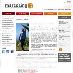 Marcoting - training, coaching en marketingadvies