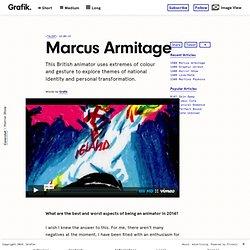 Marcus Armitage