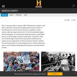 Marcus Garvey - Black History