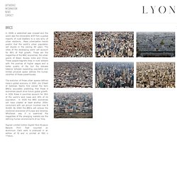 Marcus Lyon » Artworks » Brics