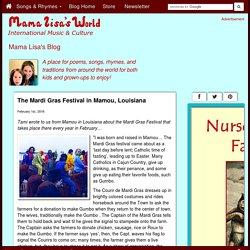 The Mardi Gras Festival in Mamou, Louisiana