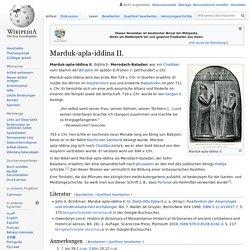Marduk-apla-iddina II.