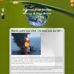 Marée noire aux USA : ne tirez pas sur BP !