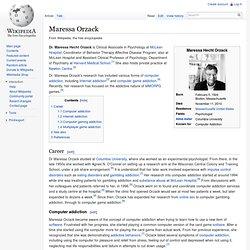 Maressa Orzack