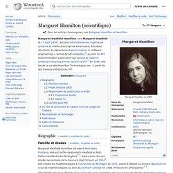 Margaret Hamilton (scientifique)