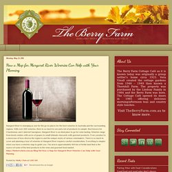 How a Map for Margaret River Wineries Can Help with Your Planning