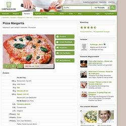 Pizza Margarita (Rezept mit Bild) von hamburger_deern