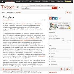 Marghera nell'Enciclopedia Treccani