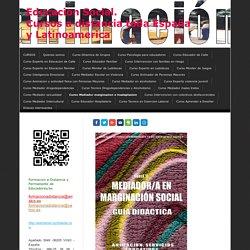 Curso Mediador marginacion e inadaptacion - Cursos a distancia toda España para educadores