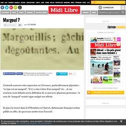 Margoul ?