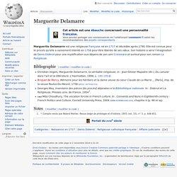 Marguerite Delamarre