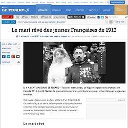 Le mari rêvé des jeunes Françaises de 1913