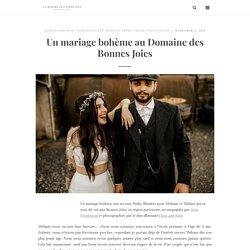 Un mariage bohème au Domaine des Bonnes Joies - la mariee aux pieds nus