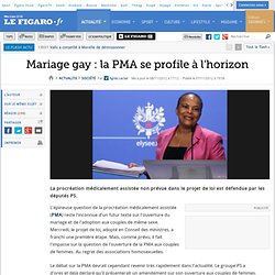 France : Mariage gay : la PMA se profile à l'horizon